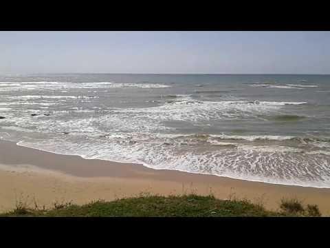 Albufeira Oura Beach March 2017 - YouTube