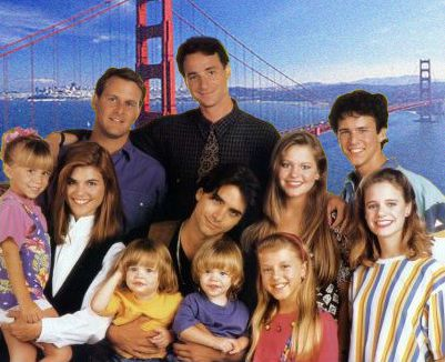 The Full House TV show was a 30 minute situation comedy series on ABC about a man who must raise his three little daughters alone after his wife was killed by a drunk driver. In order to provide his girls with more love and attention, he has his comedian best friend and rock musician brother-in-law to move in with them.