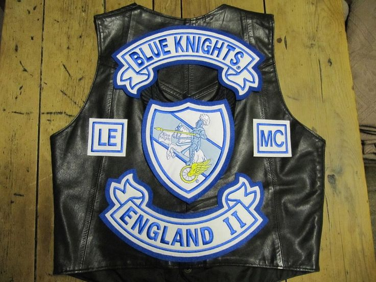 Ideal blue knights xxx motorcycle club something