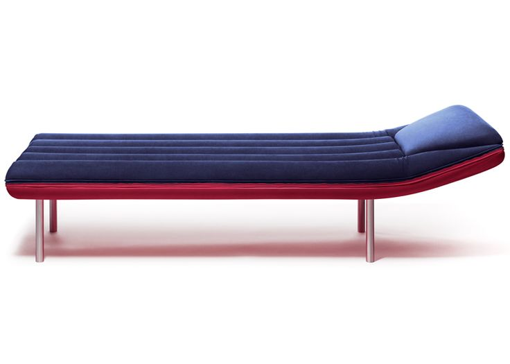 Emanuele Maginiu0027s Blow Daybed For Gufram Is Modelled On Lilos