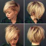 los peinados / cortas están en las tendencias de los últimos tiempos y hay muchos diferentes peinado corto que puede halagar a la cara de cualquier mujer. Así que en nuestra galería que hemos redondeado 25 cortos en capas cortes de pelo para las mujeres que quieren añadir algo de textura y apariencia elegante a …