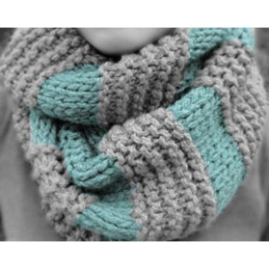 GAP Inspired Unisex Boyfriend Infinity Scarf/Cowl! 2 Options for making this cowl!