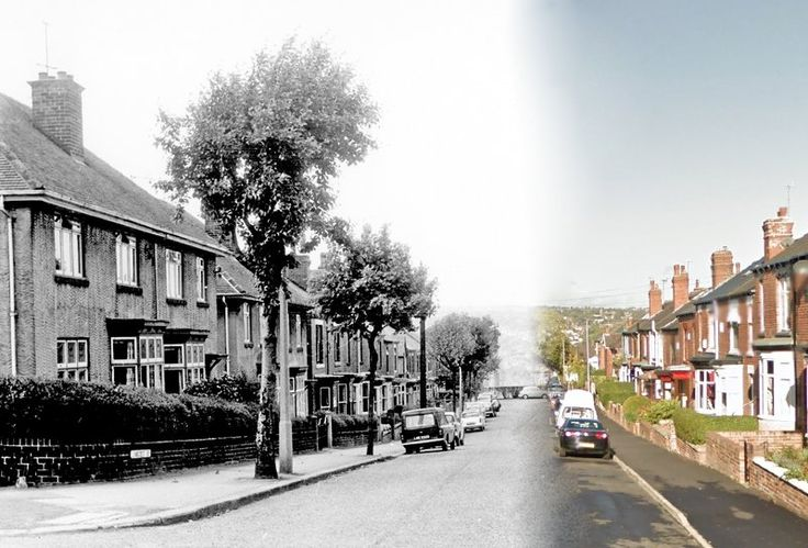 Linscott Road Woodseats #Sheffield - Now and then S8 Computers (@S8Computers) | Twitter