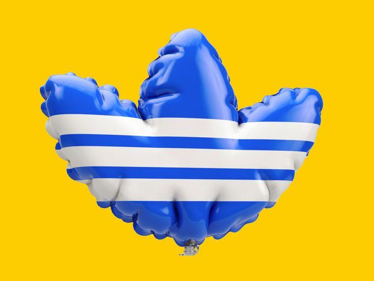 Inflatable Brands: 3D Artworks by Vinicius Araújo | Inspiration Grid | Design Inspiration