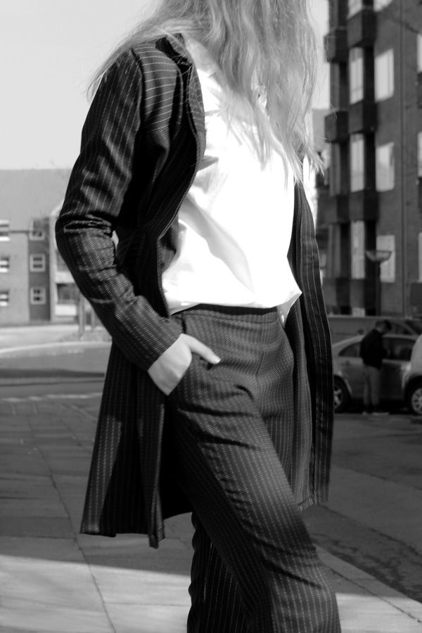 Pinstripe Suit http://honeygold.eu/products/