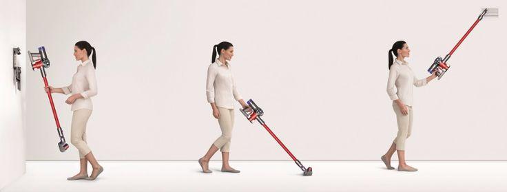 10 ventajas de las aspiradoras escoba sin cable. #aspiradora #tecnologia #hogar #limpieza