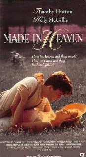 """""""Made in Heaven"""" - For the hopeless Romantic like me! An enchanting fantasy of soul-mate love, literallly made in heaven. They are seperated and grow up on earth and have to find each other again with a final deadline, without knowing each other. A fairy tale of destiny and love. Great cast & lots of name cameos"""