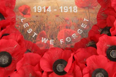 Travel Notes 1914-1918 Centenary Commemoration - http://tnot.es/Calendar