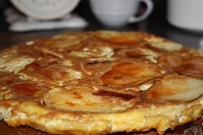 Cheddar Potato Frittata | Recipes to Try... | Pinterest