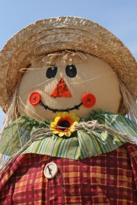 How to Make a Raggedy Andy Halloween Scarecrow
