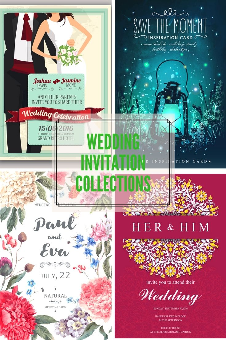 27 Full Personal, Classy And Also Economical Wedding Invitation ...
