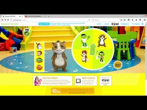 PBS Kids:Visiting Dash and Dot Games - YouTube