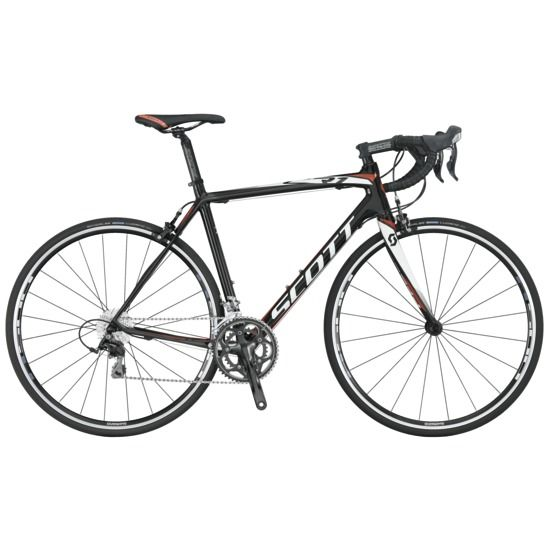 SCOTT CR1 20 Bike - SCOTT Sports