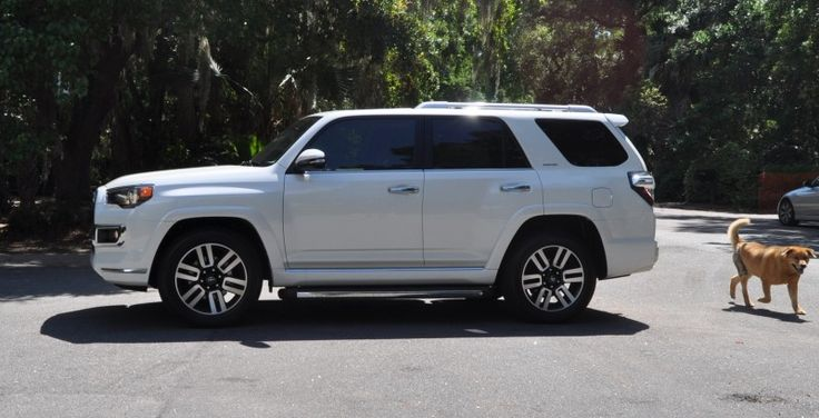 Road Test Review - 2014 Toyota 4Runner Limited 2WD Is Low and Sexy