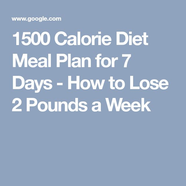1500 calorie diet meal plan for 7 days pdf