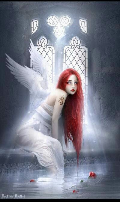 1000 images about sadness on pinterest beautiful world dark gothic and sad - Gothic fallen angel pictures ...