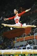 女子団体48年ぶり4位!主将・寺本「楽しくやり切った」/体操 #リオ五輪 #体操