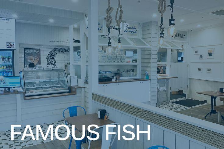 Famous Fish - Bendigo Market Place