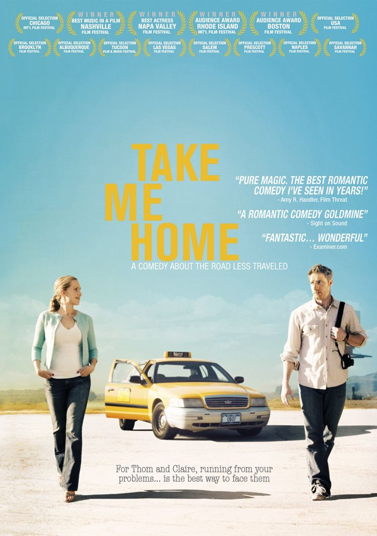 Take Me Home Movie Review | CinemaFunk