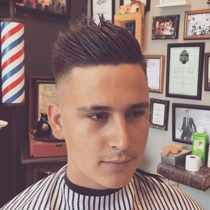 Prime 1000 Ideas About Barber Haircuts On Pinterest Barber Haircut Hairstyles For Men Maxibearus