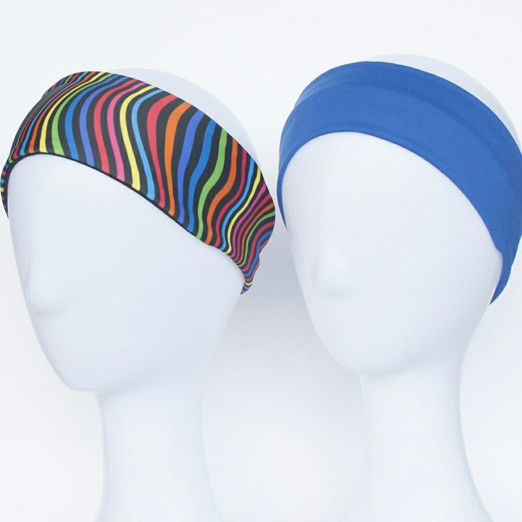 Plain or patterned we have a headband for you. New colours and patterns in the store now.