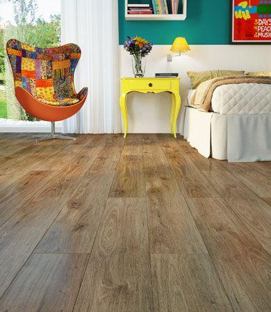 #organização #limpeza Veja dicas para deixar o seu piso vinílico limpo e livre de manchas: http://bbel.me/1ua2U72.