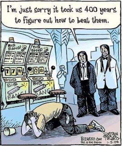 Ind i gambling