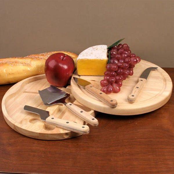 Florida State Seminoles (FSU) Circo Wooden Cheese Board Set - $38.99