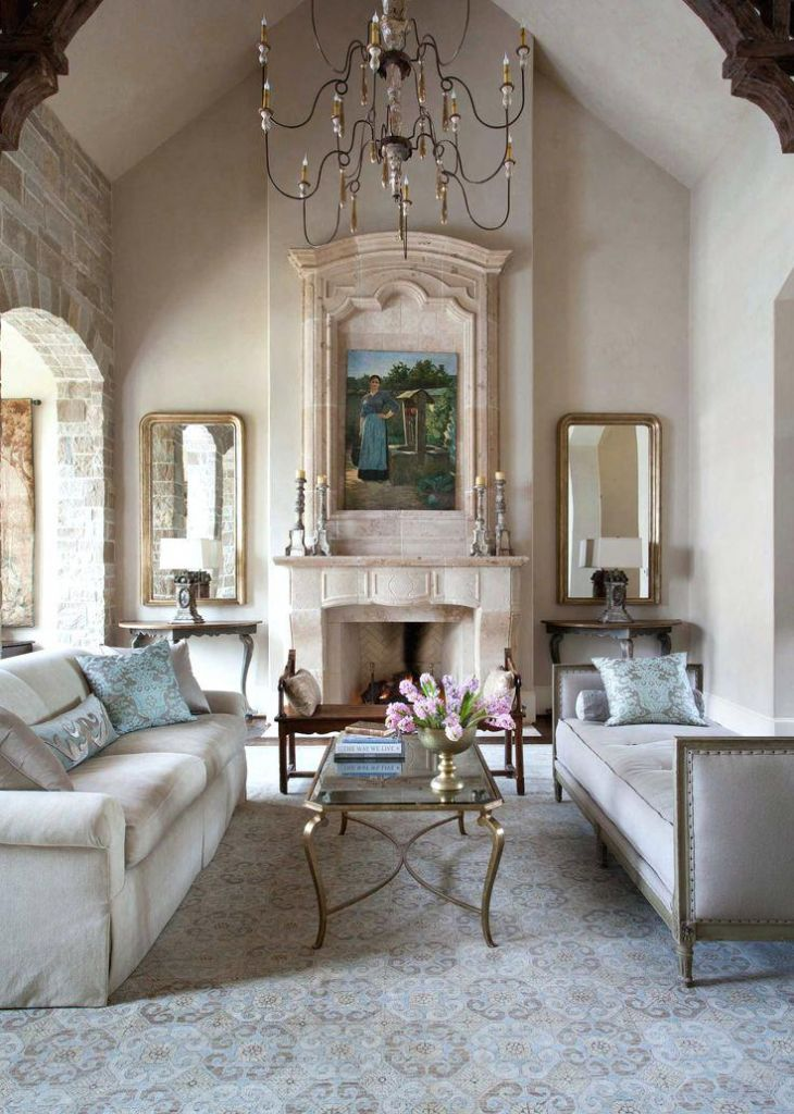 French Inspired Living Room French Living Rooms French Country House French Country Decorating Living Room