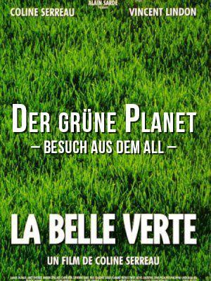 """FILMTIPP: """"DER GRÜNE PLANET - Besuch aus dem All"""" kann kostenfrei auf YouTube geschaut werden: http://youtu.be/mb6uhCd9FL0 Es ist eine gesellschaftskritische Science-Fiction-Komödie, die die problematischen Seiten des heutigen Lebensstil der Menschen beleuchtet. Der Film zeigt auf lustige Art und Weise wie man sein Leben besser gestalten und in Einklang mit der Natur leben kann. Originaltitel """"La Belle Verte"""" (1996). Das Drehbuch schrieb Coline Serreau, die selbst auch die Hauptrolle spielt."""