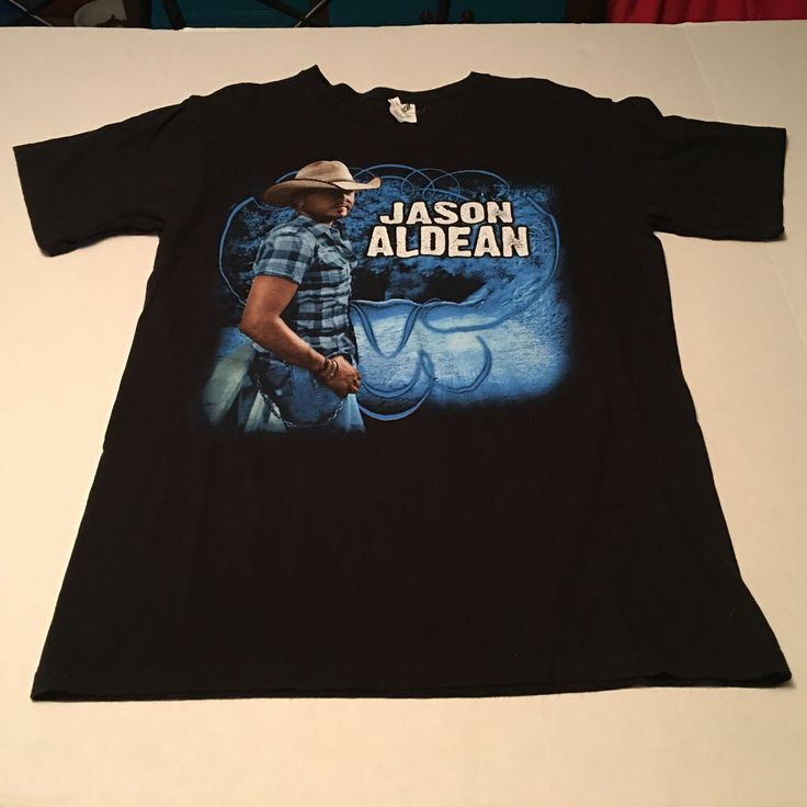 Jason Aldean My Kind Of Party Tour 2011 Concert Tshirt Black Country Medium | Clothing, Shoes & Accessories, Men's Clothing, T-Shirts | eBay!