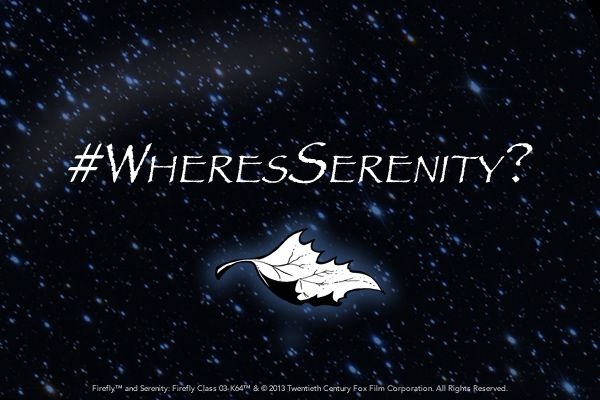 Exclusive: Dark Horse Unveils Zack Whedon's SERENITY: LEAVES ON THE WIND  After teasing fans for months with a #WheresSerenity social media campaign, Dark Horse Comics is kicking off NYCC with a bang, revealing to Nerdist that its much-whispered about Firefly-verse comic is finally here, and it's even got a Whedon, to boot. Break out a bowl of strawberries to celebrate, because Zack Whedon is on board!