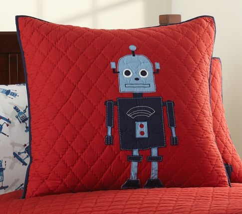 Robot bedding for the room