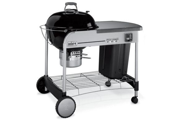 Barbecue charbon WEBER PERFORMER PREMIUM 57 cm noir prix promo iMenager 454.99 Euros TTC au lieu de 499.00 €