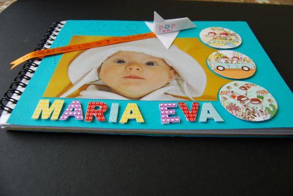 custom baby book, handmade baby journal, nursery book, handmade baby book, travel theme baby book, airplan theme baby book