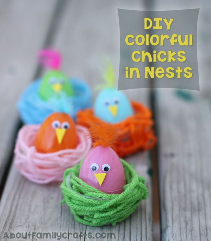 DIY Craft: Super Fun Easter Crafts For Kids - Finding Sanity in Our Crazy Life
