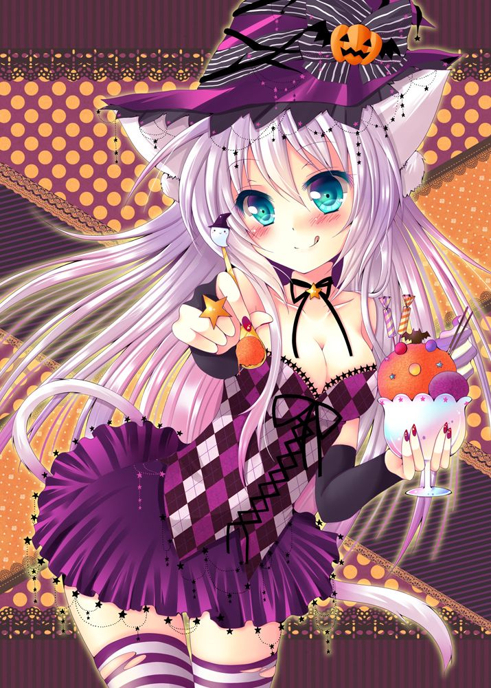 Anime Characters For Halloween : Best anime halloween images on pinterest