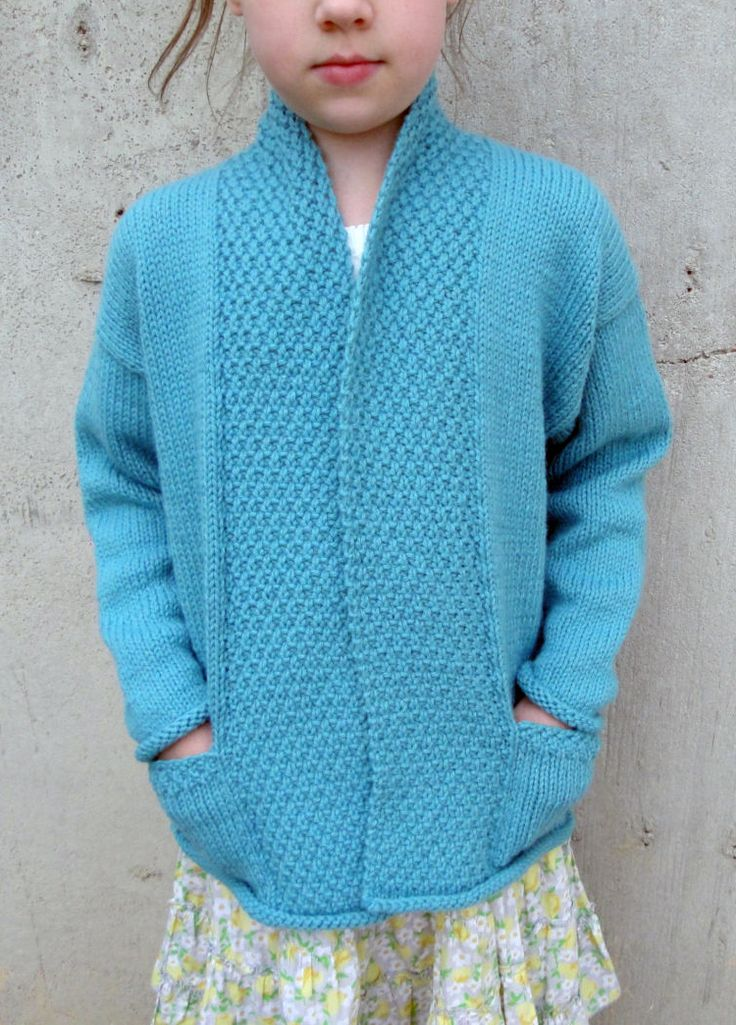 Knitting Pattern For Josie S Cardigan Ad Sweater For