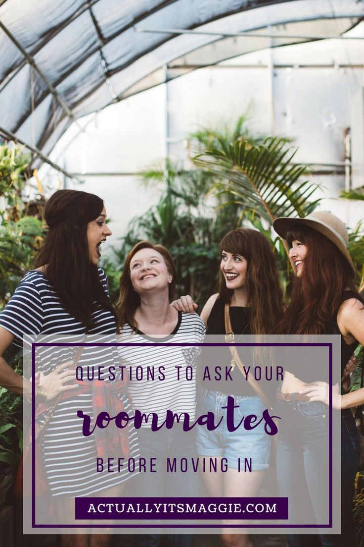 Determining Compatibility With New Roommates Can Be Difficult. Here Are 28  Questions You Can Ask Roommates To Establish House Rules. Part 49