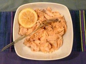 Filet de saumon à la mijoteuse #Recettes #MarathonMijoteuse #Mijoteuse