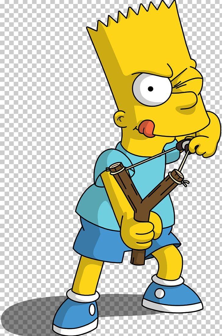 Bart Simpson Png Sin Fondo