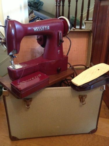 Helvetia Sewing Machine