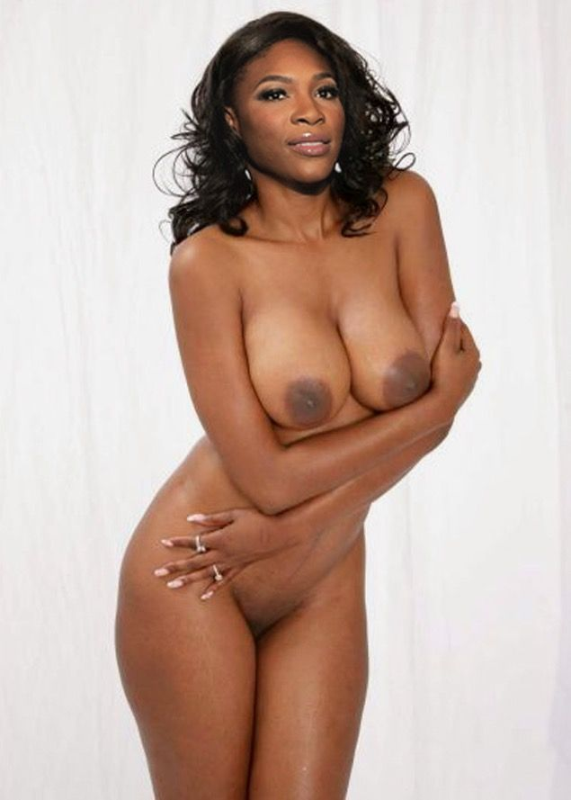 Nude pic of serena williams