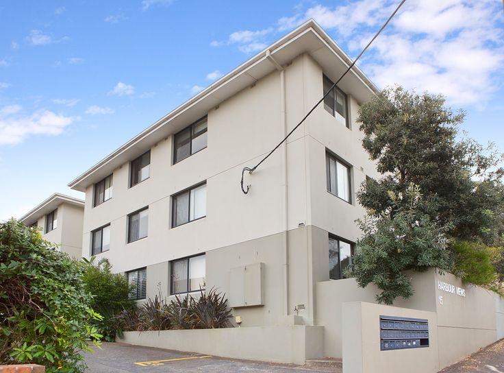 'Harbour Views' apartment with parking, 4/15 Johnston Street, Balmain East, Pilcher Residential