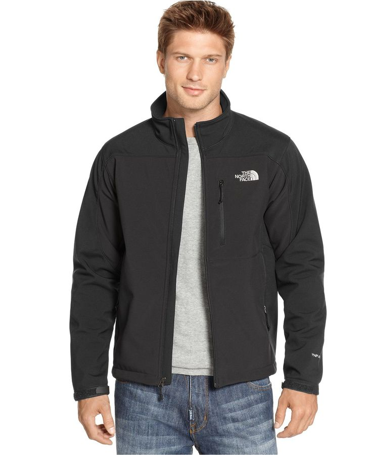 The North Face Big and Tall Jacket, Apex Bionic Water Repellent Jacket - The North Face Coats & Jackets - Men - Macy's