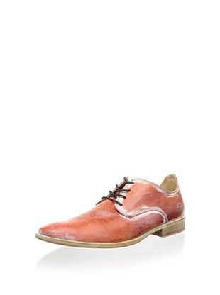 49% OFF J Artola Men's Bruno Dress Oxford (Brick)