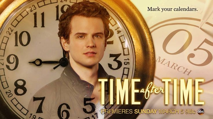 Freddie Stroma is here to save the day as H.G. Wells!