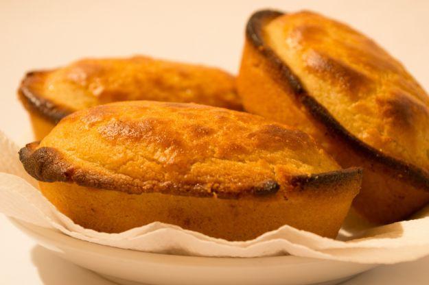 Il pasticciotto #salentino è un dolce di #pastafrolla cotto al forno e ripieno di crema pasticcera
