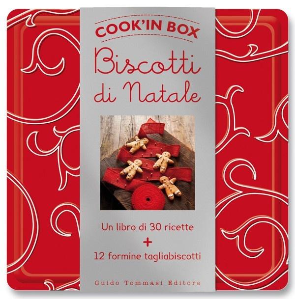 Cook'in box - biscotti di natale  www.dolcementeweb.com