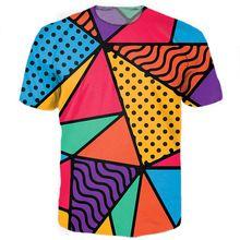 90 s Voelen Tee Vrouwen/Mannen Shirt Casual t-shirt Stijl Zomer Nieuwe 3D Print Uitloper Tops Tees Gratis verzending tshirt(China)